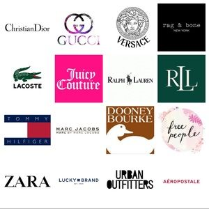 Brands I'm Currently Selling...